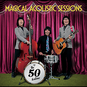 MAGICAL ACOUSTIC SESSIONS