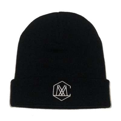 CLMX RECORDS BEANIE / WHITE