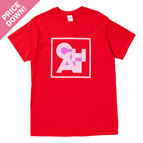 みせつけCHAI T-shirts [RED]