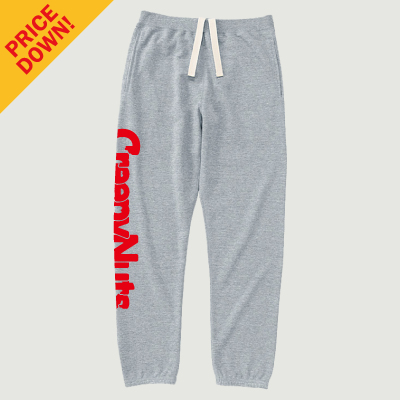【SALE】Sweat Pants [Gray]