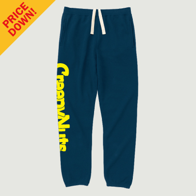 【SALE】Sweat Pants [Navy]