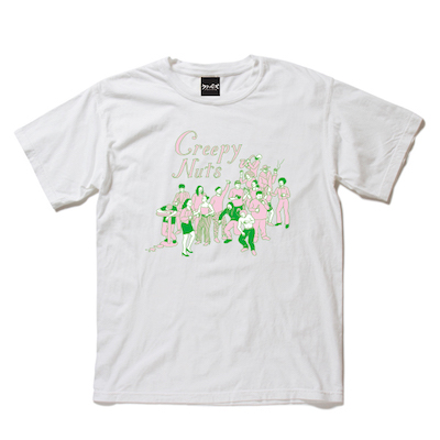 Party Tシャツ [WHITE]