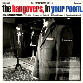 【CD】the hangovers, in your room.
