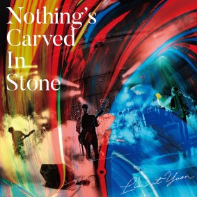 【LP盤】Nothing's Carved In Stone Live at 野音