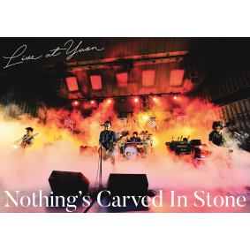 【DVD】Nothing's Carved In Stone Live at 野音