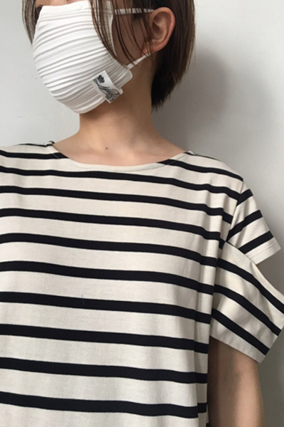 IJIIT PLEATS MASK [WHITE]