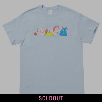 Sympa T-Shirts [LIGHT BLUE]