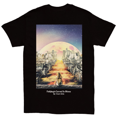 By Your Side Tシャツ (カラー)