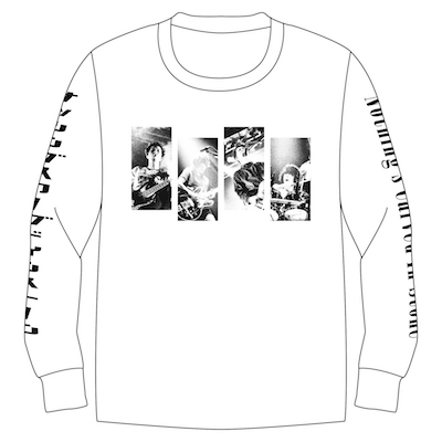 BEGINNING Long Sleeve Tシャツ