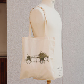 A4 Cotton Bag