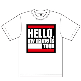 Hello,My name is Tshirt/White