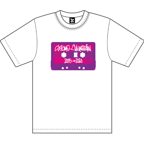 Wave Your SEAMO Tour T-SHIRTS/WHITE