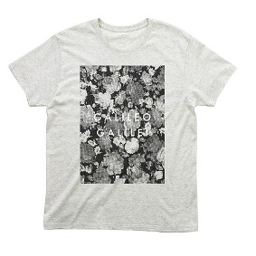 flower T-shirt (Oatmeal)