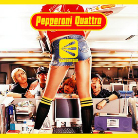 【CD】Pepperoni Quattro