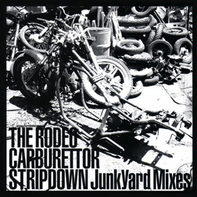 【CD】STRIPDOWN JunkYard Mixes
