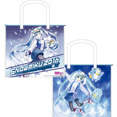 SNOW MIKU 2016 Shopping Bag