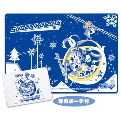 SNOW MIKU 2016 Blanket