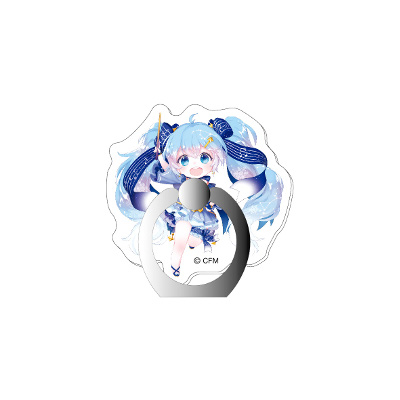 SNOWMIKU 2017 Ring for smartphone