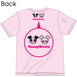 HoneyWorks Tシャツ A [PINK]