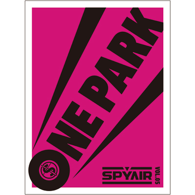 SPYAIR PHOTOBOOK「ONE PARK Vol.5 2017」