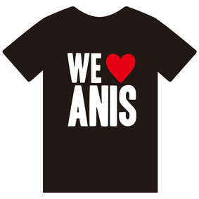 Anis xTommy ��WE LOVE ANIS�� ��BLACK��