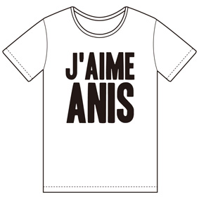 Anis xTommy ��J�� AIME ANIS�� ��WHITE��