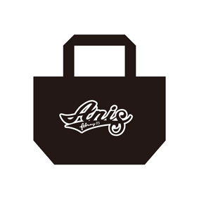 Anis xTommy ��ANIS feb.23�� TOTE BAG S��BLACK��